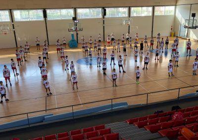08 Escuela de Baloncesto C.A. Montemar