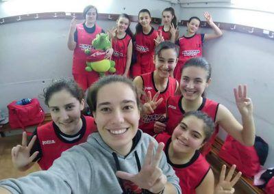 10 Escuela de Baloncesto C.A. Montemar