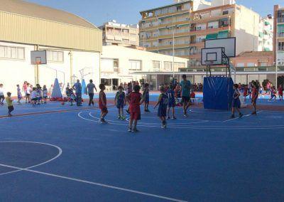 11 Escuela de Baloncesto C.A. Montemar