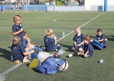 01 Escuela de Fútbol C.A. Montemar