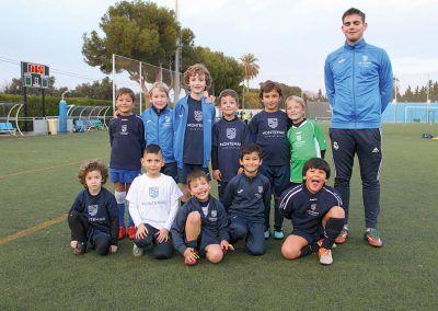 02 Escuela de Fútbol C.A. Montemar
