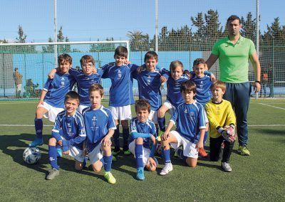 08 Escuela de Fútbol C.A. Montemar