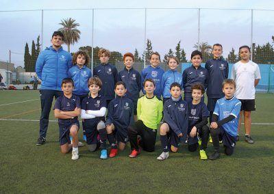 09 Escuela de Fútbol C.A. Montemar