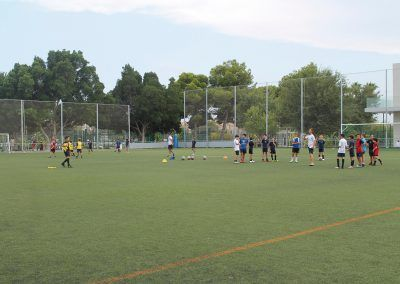 10 Escuela de Fútbol C.A. Montemar