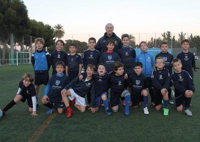12 Escuela de Fútbol C.A. Montemar