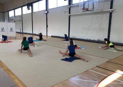 08 Escuela de Gimnasia Rítmica C.A. Montemar