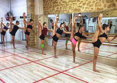 09 Escuela de Gimnasia Rítmica C.A. Montemar