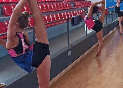 10 Escuela de Gimnasia Rítmica C.A. Montemar
