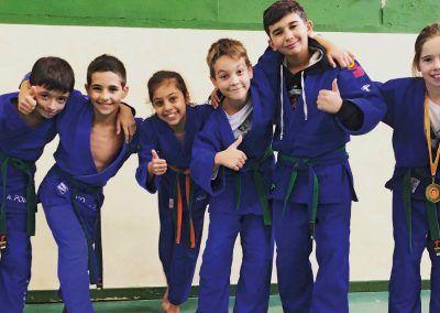 07 Escuela de Judo C.A. Montemar