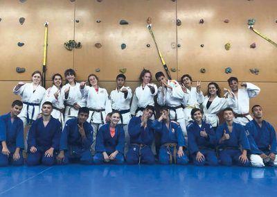 10 Escuela de Judo C.A. Montemar