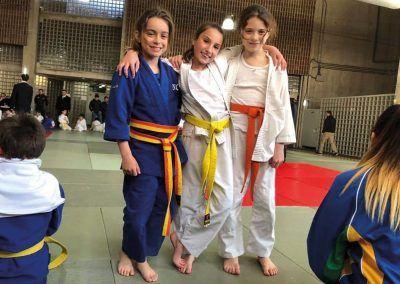 11 Escuela de Judo C.A. Montemar