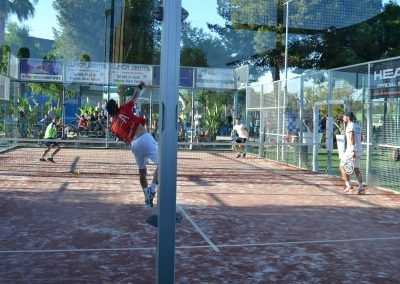 12 Escuela de Pádel C.A. Montemar