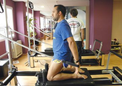06 Escuela de Pilates Reformer con Torre C.A. Montemar