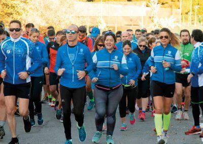 11 Escuela de Runners C.A. Montemar