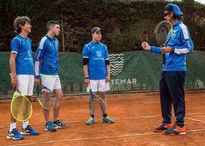 06 Escuela de Tenis C.A. Montemar