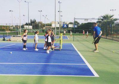07 Escuela de Tenis C.A. Montemar
