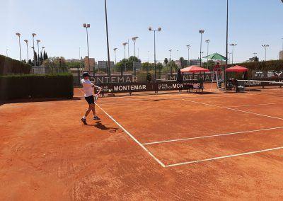 10 Escuela de Tenis C.A. Montemar