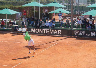 11 Escuela de Tenis C.A. Montemar