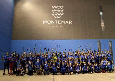08 Escuela de Walkers C.A. Montemar