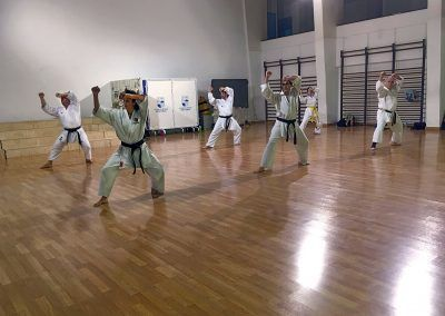 01 Escuela de Karate C.A. Montemar