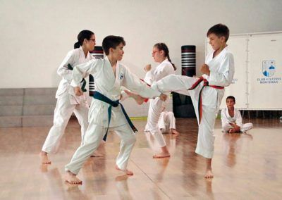 02 Escuela de Karate C.A. Montemar