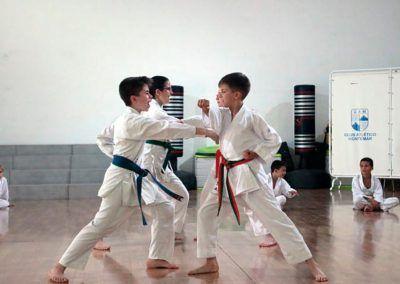 03 Escuela de Karate C.A. Montemar