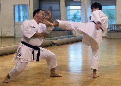 06 Escuela de Karate C.A. Montemar