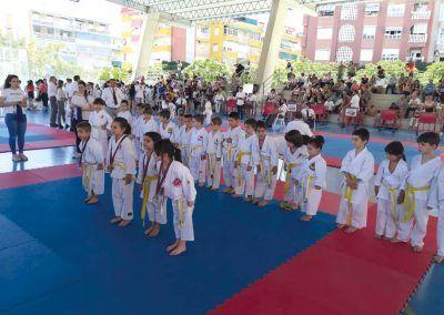 07 Escuela de Karate C.A. Montemar
