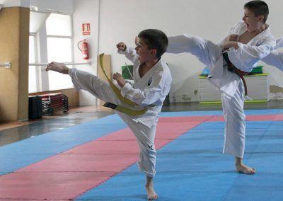 08 Escuela de Karate C.A. Montemar