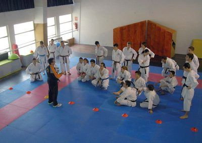 09 Escuela de Karate C.A. Montemar