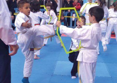 10 Escuela de Karate C.A. Montemar