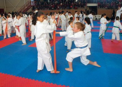 11 Escuela de Karate C.A. Montemar