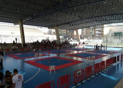 12 Escuela de Karate C.A. Montemar