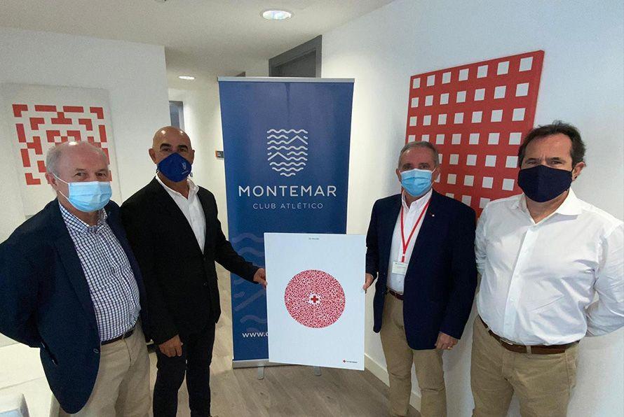 Colaboración de Montemar con Cruz Roja