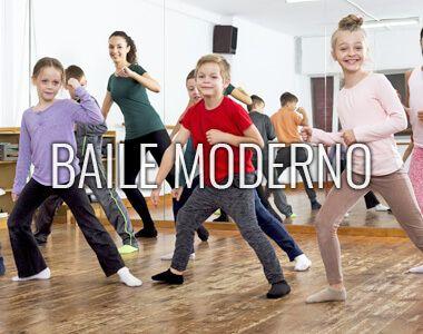 Escuela BAILE MODERNO