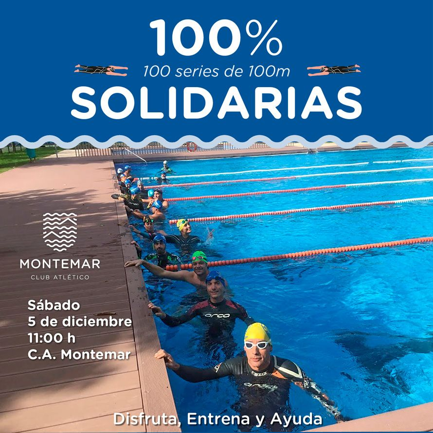 100 Solidarias en Montemar