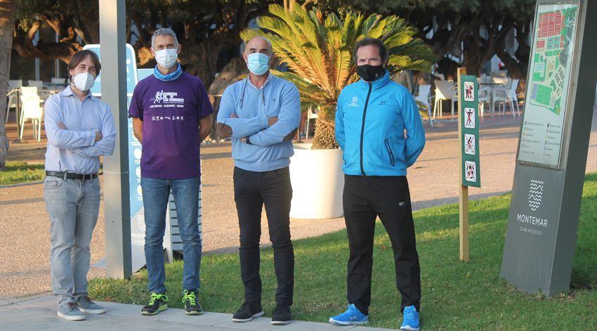 Montemar apoya la carrera de las Ciudades