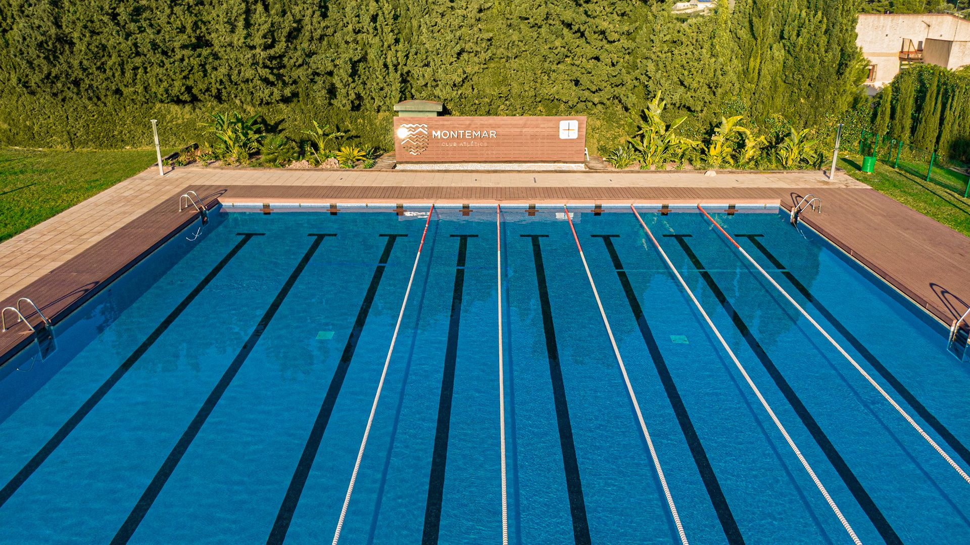 Piscina Olímpica CA Montemar