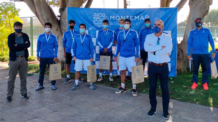 Equipo Absoluto C.A. Montemar Campeón