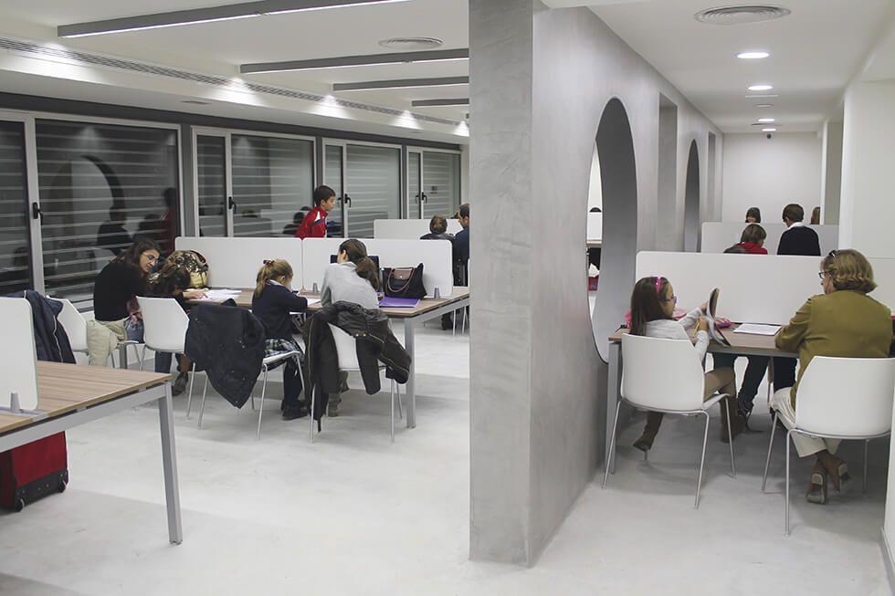 Sala de Estudio CA Montemar