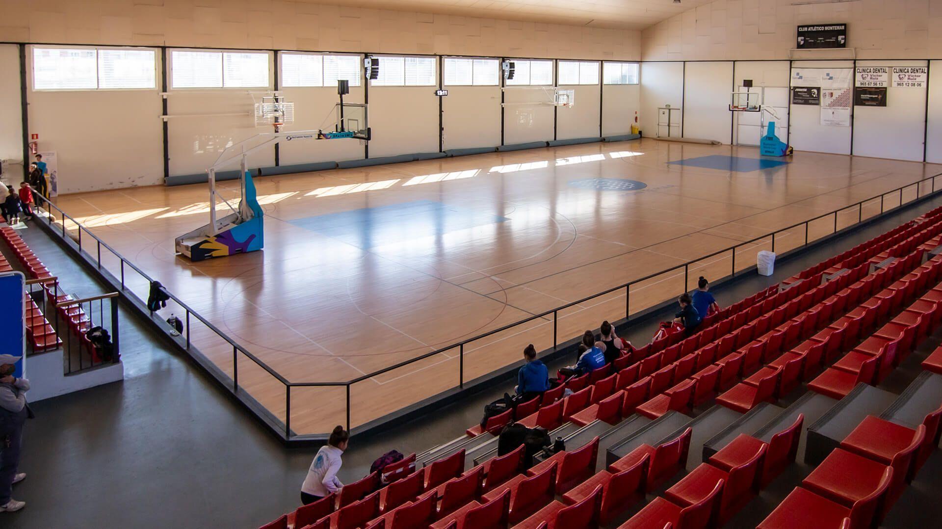 Pabellón Polideportivo Montemar Padre Esplá