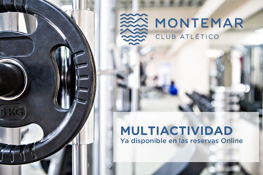 Multiactividad on line en Montemar