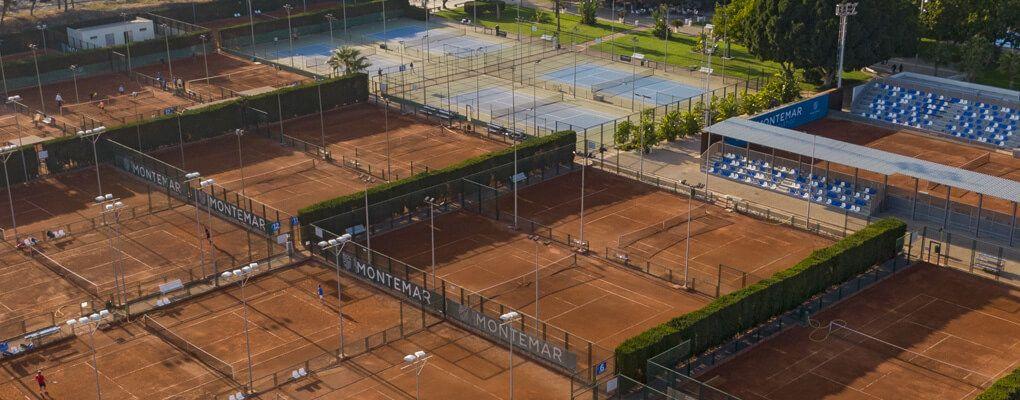 Precios de las pistas de Tenis