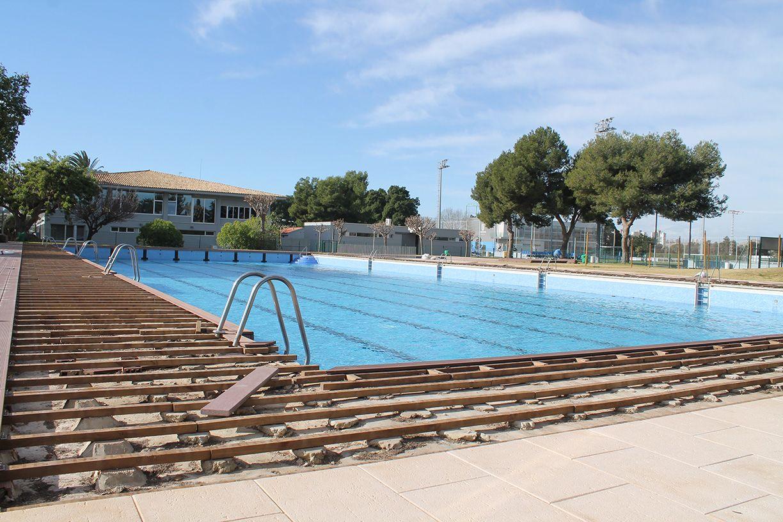 Gran reforma de la piscina de CA Montemar