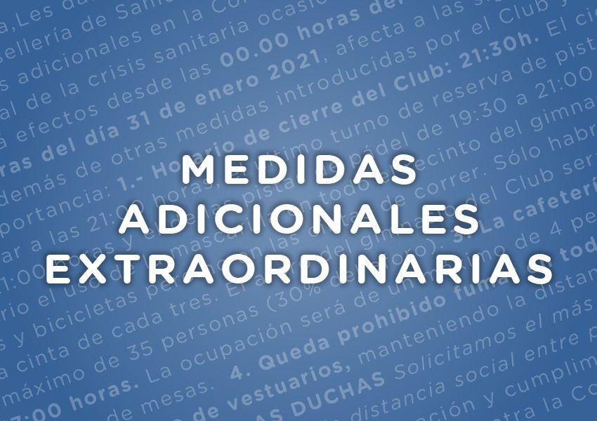 Medidas Adicionales Covid-19
