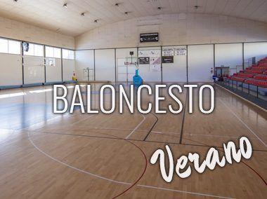 Escuela Verano BALONCESTO