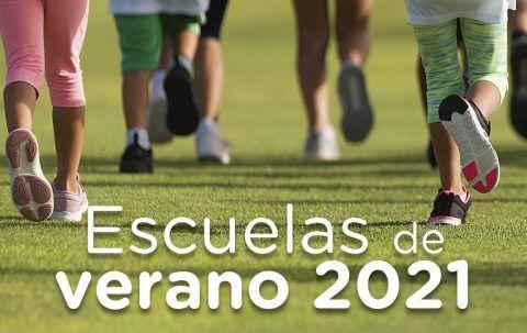 Adelanto de las Escuelas de Verano 2021