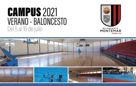 Campus de Baloncesto 2021
