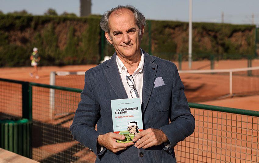Francisco Blanes presenta su libro en Montemar