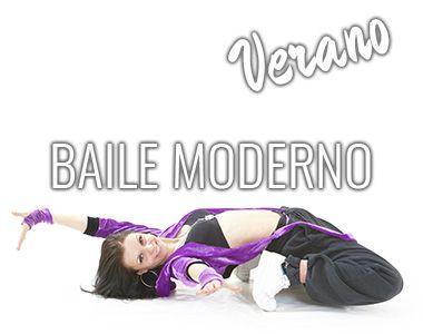 Escuela Verano BAILE MODERNO